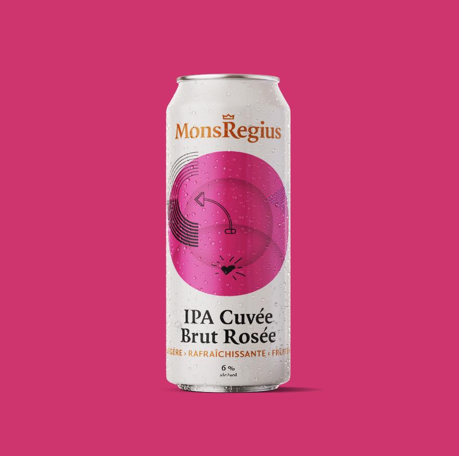 IPA Cuvée Brut Rosée