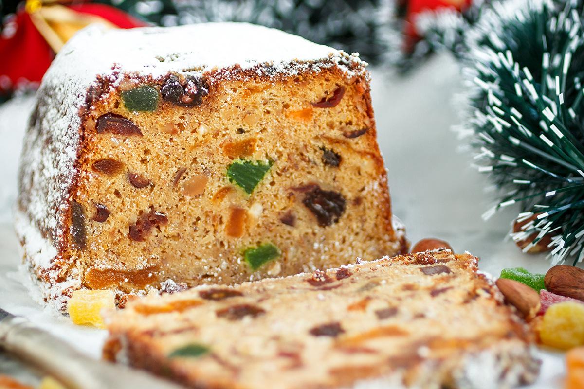 Gâteau aux fruits à la IPA Magna