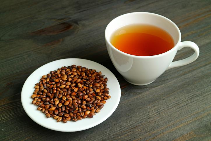 Mugicha ou thé d'orge à la japonaise