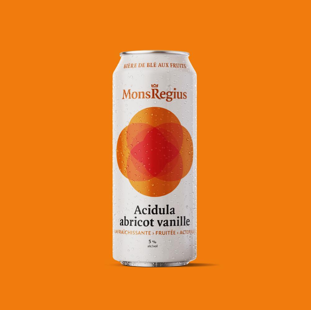 Acidula abricot vanille