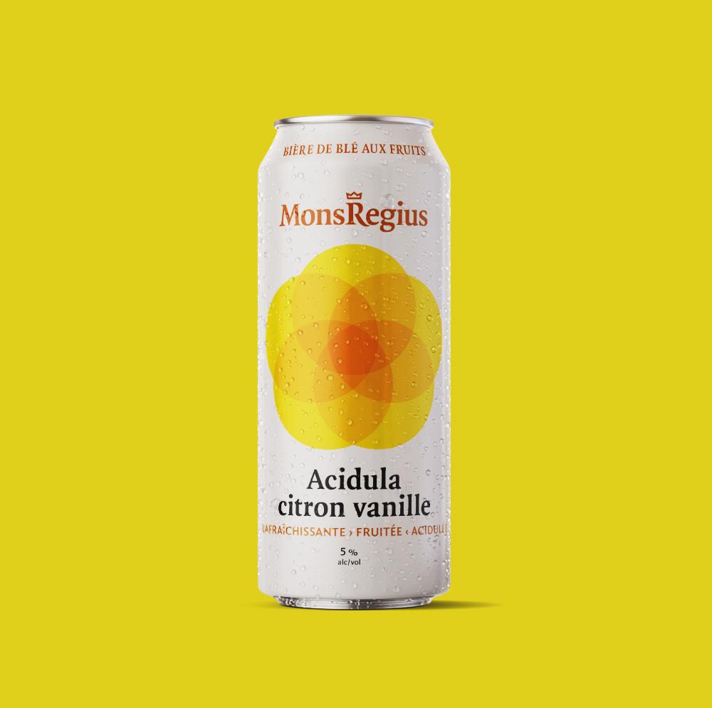 Acidula citron vanille